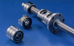 TAB series ball screw support bearings with seals