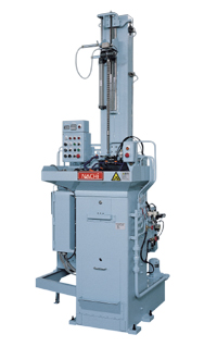 Small size broaching machines NBV series