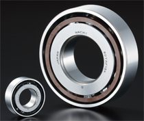 High-capacity Ball Screw Support Bearing - TAF-X Series