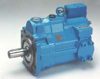 NACHI PZS Series Piston Hydraulic Pump Image