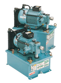 Compact Hydraulic Unit - NSP Series