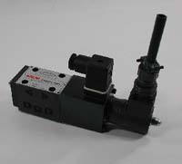 High Response Proportional Flow and Directional Control Valve